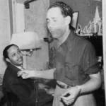 Ernie and Lloyd Trotman