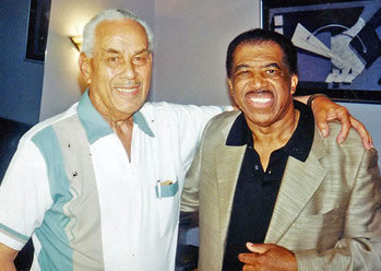 Lloyd Trotman Ben E King